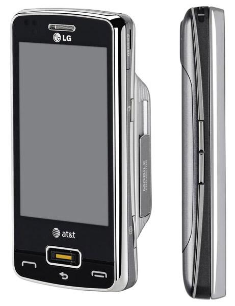 LG eXpo Smartphone