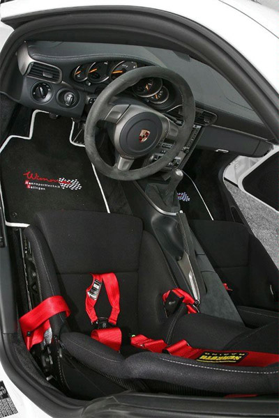 Porsche 911 GT2 Speed