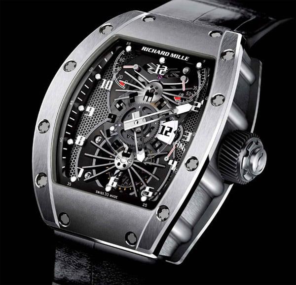 RM 022 Aerodyne Watch
