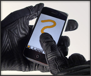DIY: Touch Screen Gloves