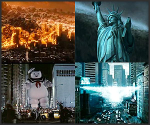 Hollywood vs. New York