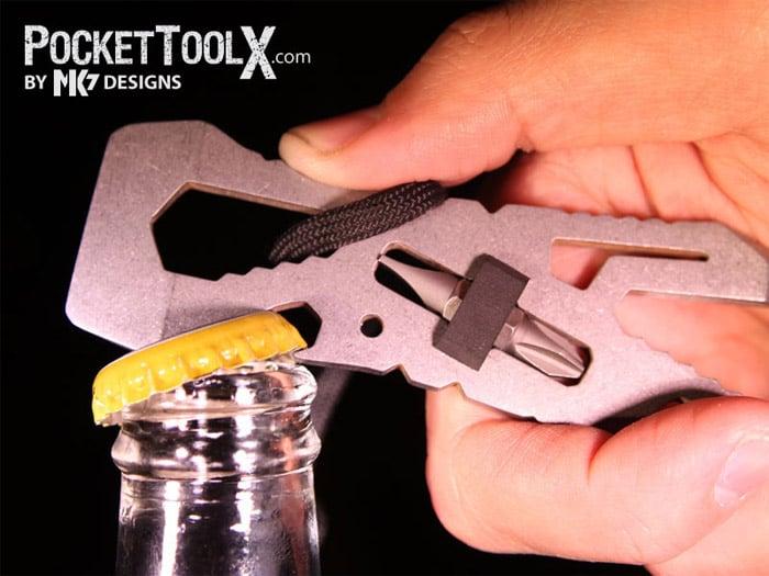 Piranha Pocket Tool