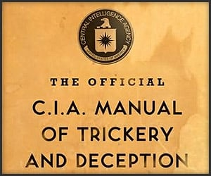 The Official CIA Manual