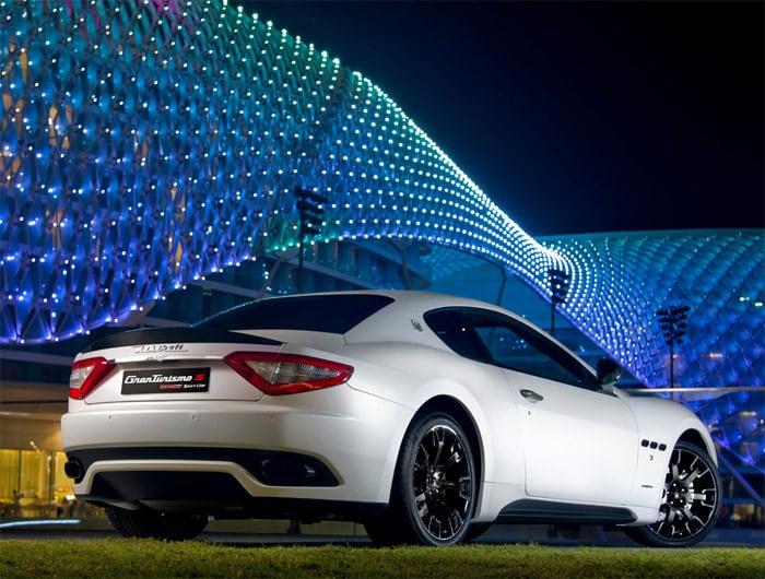 Maserati GT S MC Sport Line