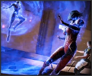 Samara Trailer: Mass Effect 2