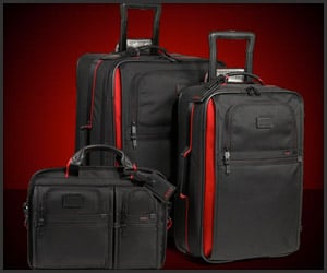 Tumi Alpha Limited Edition