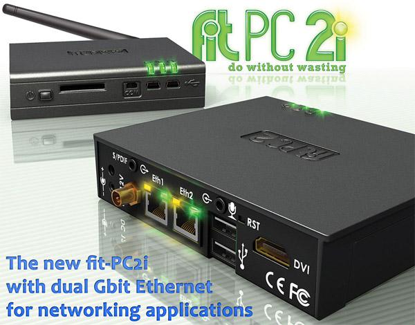 CompuLab fit-PC2i
