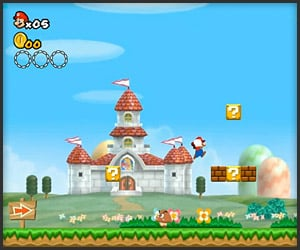 New Super Mario Bros HD