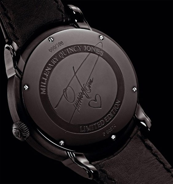 AP x Quincy Jones Watch