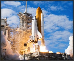 Shuttle Ascent Video: Atlantis