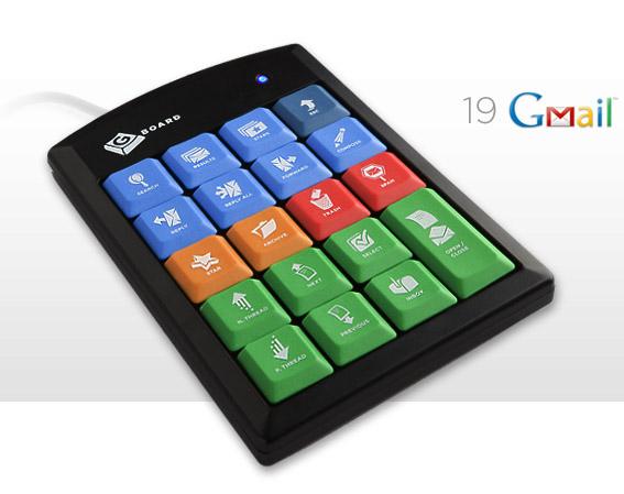 Gboard Gmail Keypad