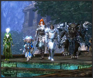 Races: Guild Wars 2