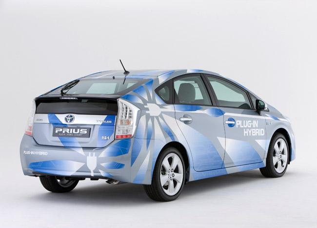 2010 Prius Plug-in Hybrid