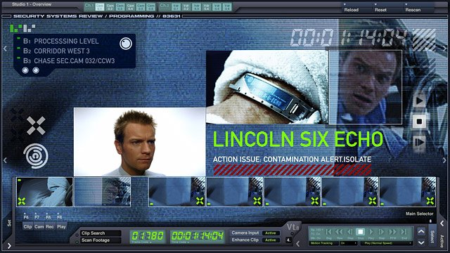 Movie User Interfaces