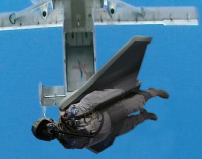 Gryphon Wingsuit