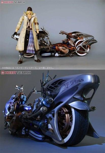 FF XIII Shiva Bike