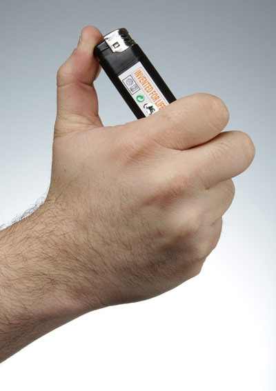 Spycam Lighter