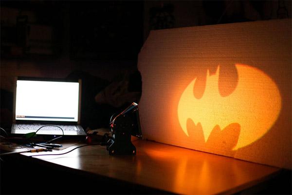 DIY: Batlamp