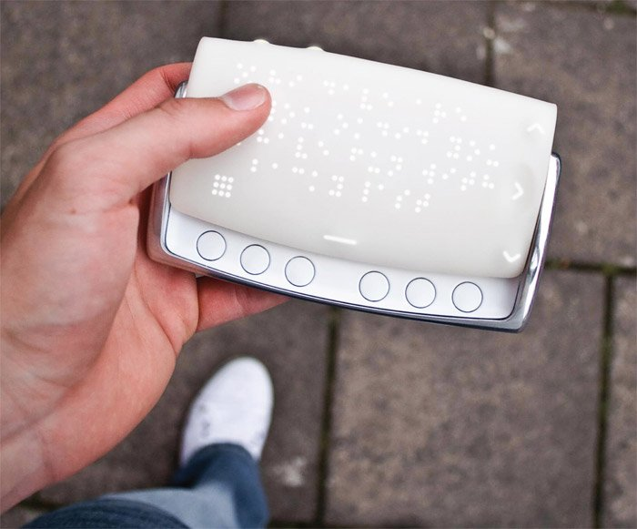 Squibble: Portable Braille