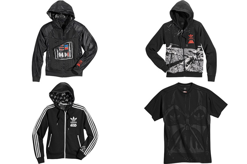 Official: Star Wars x adidas