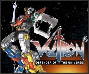 Mobile Game: Voltron