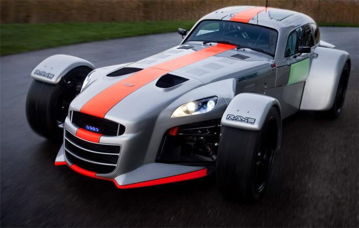 D8 GT(4) Endurance