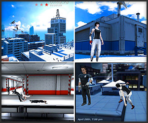 iPhone/iPod: Mirror's Edge