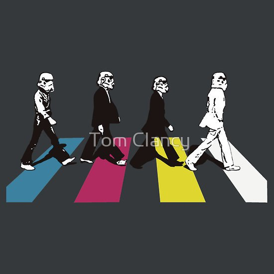 Storming Abbey Road Tee