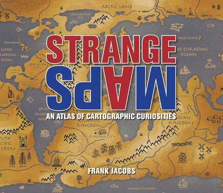 Book: Strange Maps