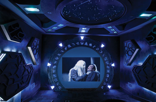 Stargate Atlantis Theater