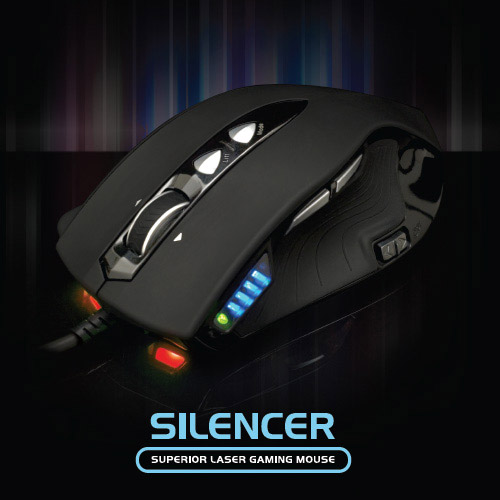 Cyber Snipa Silencer