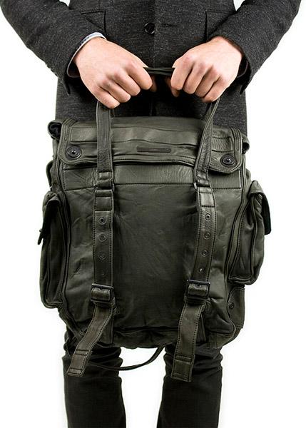 Julius Messenger Bag