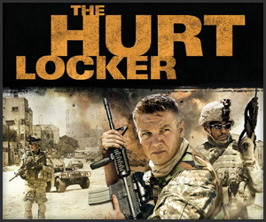 DVD/BD: The Hurt Locker