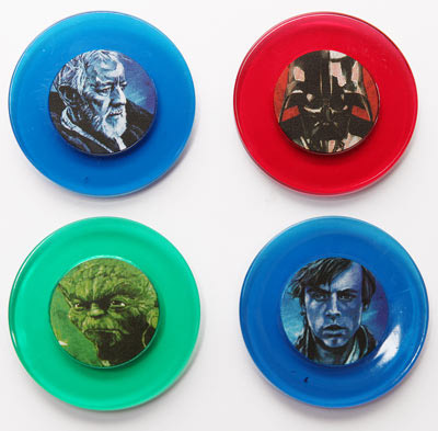 Star Wars Poker Chips