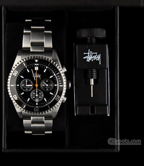 Stussy Crewsader Watch
