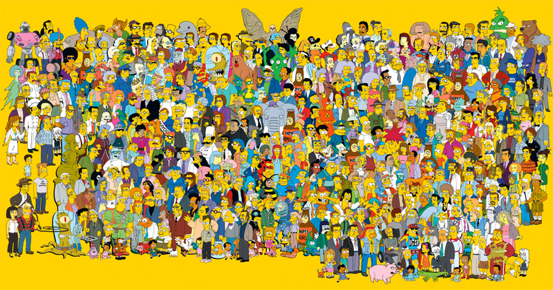 Art: Simpsons 20th Season