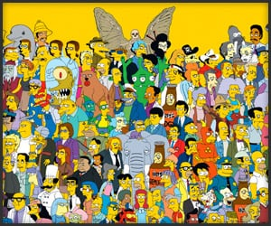 Art: Simpsons 20th Season