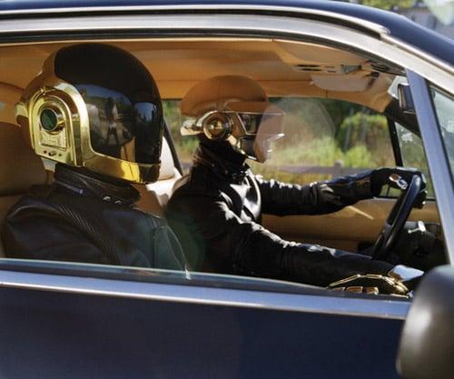 DIY: Daft Punk Helmets