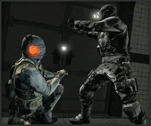 Co-Op: Splinter Cell