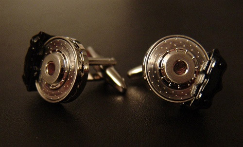 RaceChairs Cuff Links