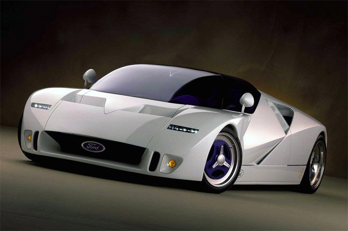 For Sale: 1995 Ford GT90