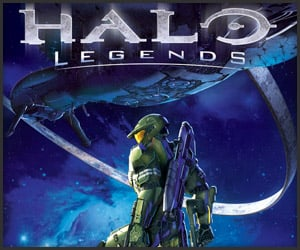 DVD/Blu-ray: Halo Legends