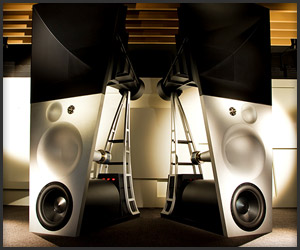 Magico Ultimate II Speakers