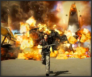 Chaos: Just Cause 2