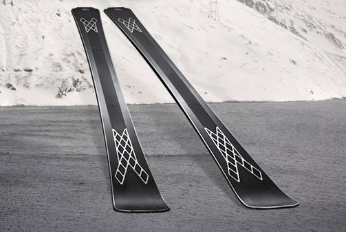 Zai – Bentley Supersport Skis