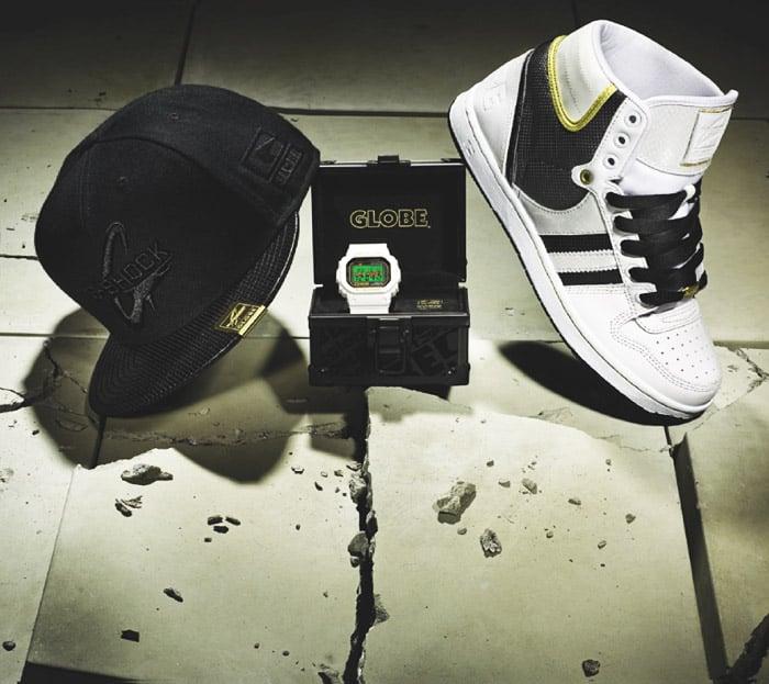 G-Shock x Globe