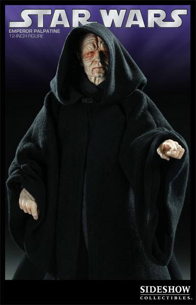 Emperor Palpatine Figure