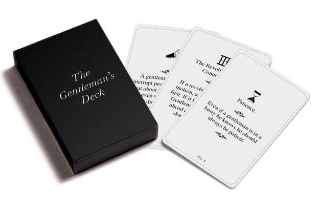 The Gentleman's Deck