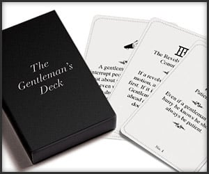 The Gentleman's Deck