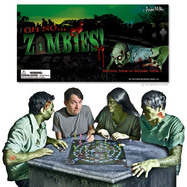 Oh No… Zombies!